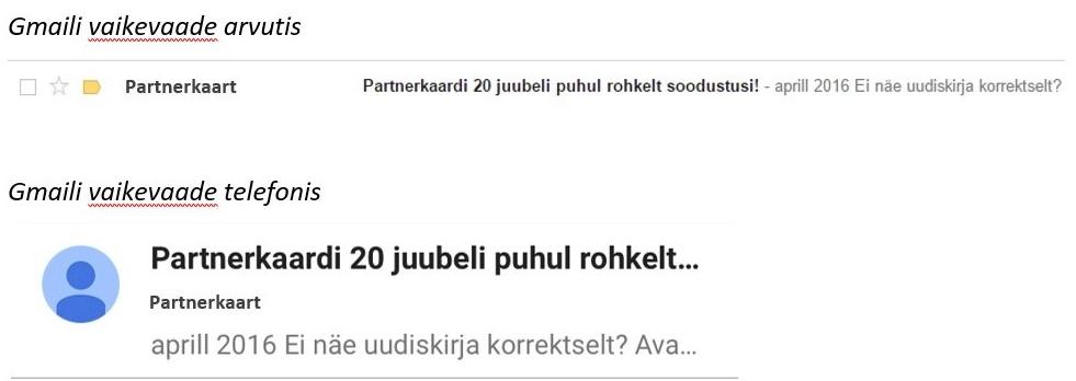Gmaili_vaikevaated