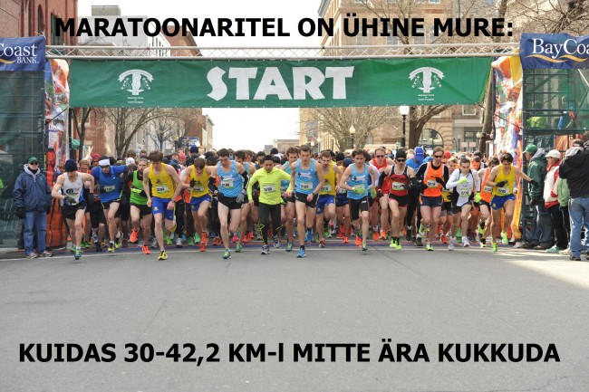 Maratoni-start