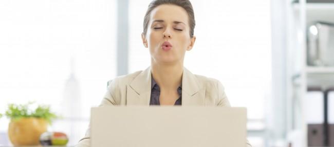 Vilets müügikiri tekitab stressi