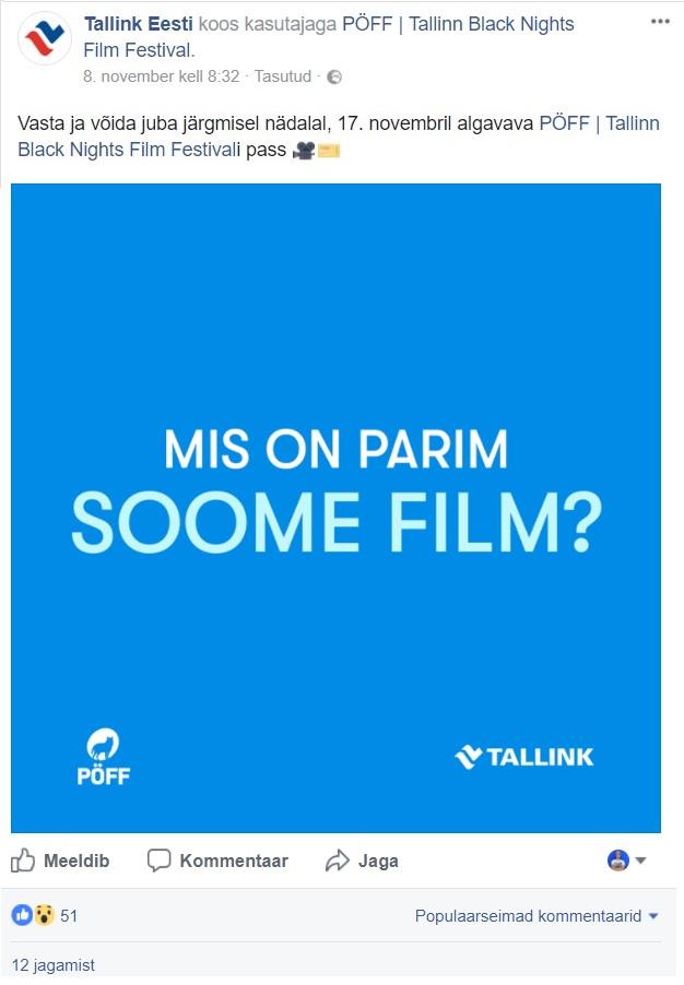 Facebooki_turundus_Tallink