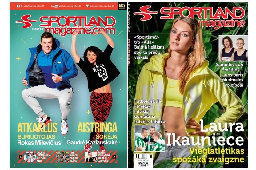 Sportland MAgazine