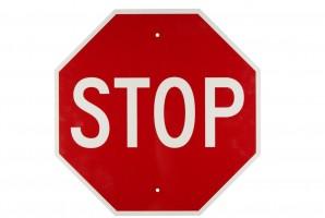 STOP-märk