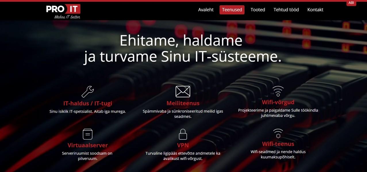ProIT_veebitekstid
